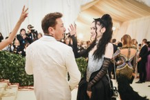 Grimes Talks Relationship with Elon Musk in 'WSJ' Interview