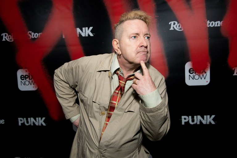 John Lydon, Henry Rollins, and Marky Ramone Fight at 'Punk' Premiere
