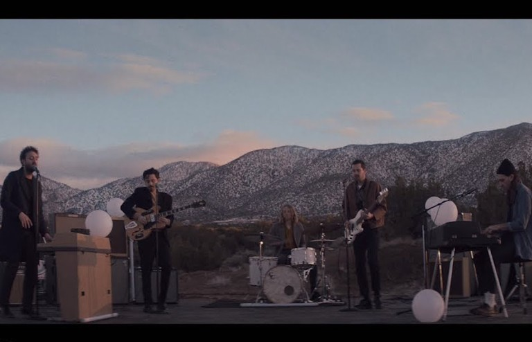 local natives album announce violet street video