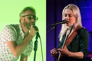 Watch The National Debut New Song, Bring Out Phoebe Bridgers and Feist in LA
