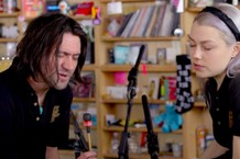 "phoebe bridgers conor oberst ""little trouble"""