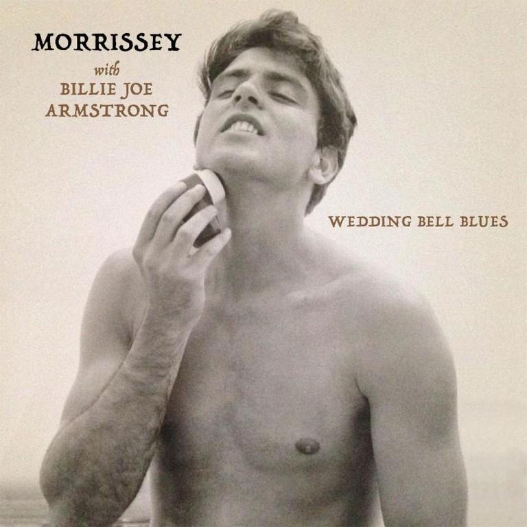 "Morrissey Releases ""Wedding Bell Blues"" featuring Billie Joe Armstrong"