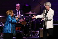 Watch David Byrne & Mavis Staples Sing The Talking Heads At Her 80th Birthday Show At The Apollo