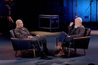 Kanye Talks Trump, Mental Health, Drake Beef on Letterman's Netflix Show