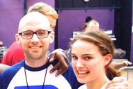 """Natalie Portman Denies Dating Moby, Says He Was a """"Much Older Man Being Creepy"""" [UPDATE]"""
