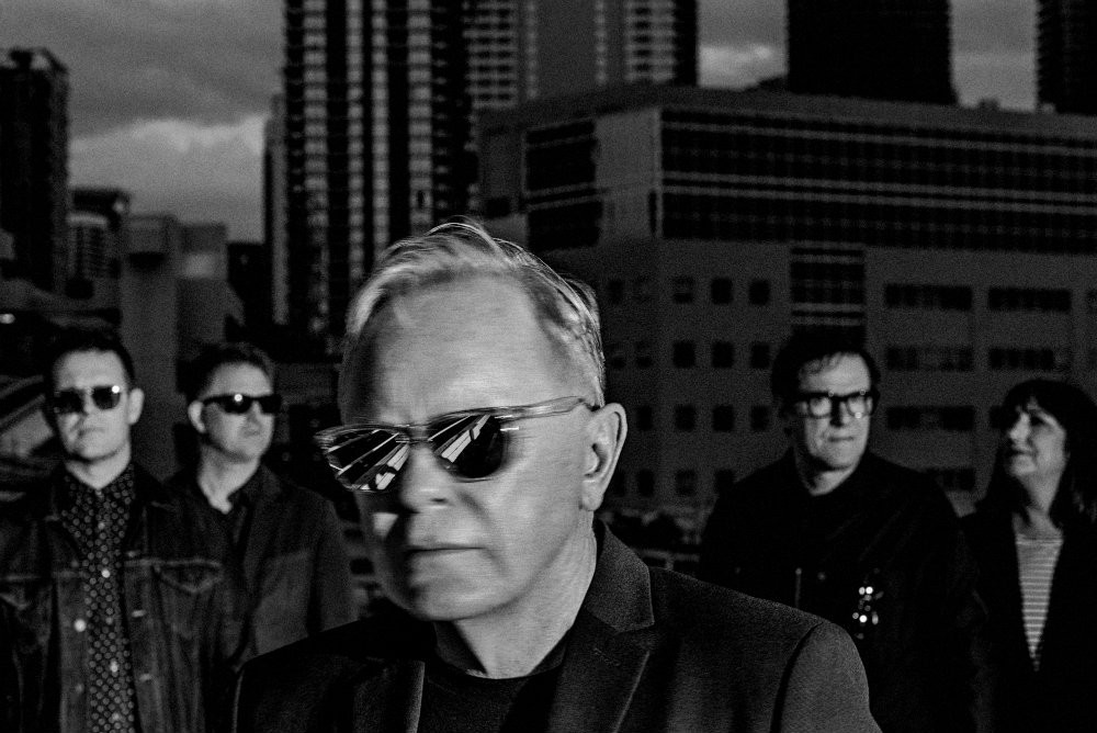 "New Order Announce Live Album, Release Live Version of ""Sub-Culture"""