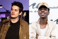 "Watch Lil Nas X and John Mayer Perform ""Old Town Road"" On Instagram Live"