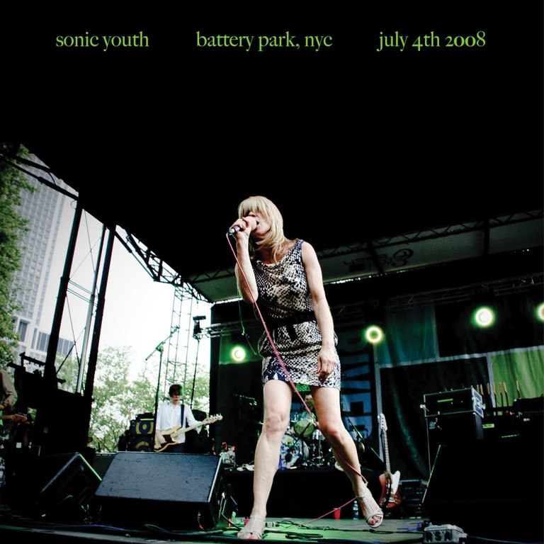 Sonic Youth to Release Live Album