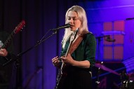 Watch Better Oblivion Community Center Debut New Song, Cover Bright Eyes on KEXP