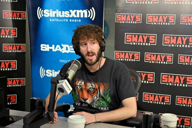 Celebrities Visit SiriusXM - April 22, 2019