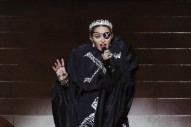Madonna Rips London Venue After Show Cut Short
