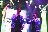 """Watch The Lonely Island Bring Out José Canseco to Perform """"José & Mark"""" in Milwaukee"""