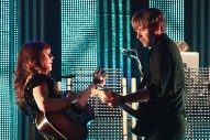 """Watch Death Cab For Cutie Bring Out Jenny Lewis, Play the Postal Service's """"Nothing Better"""""""