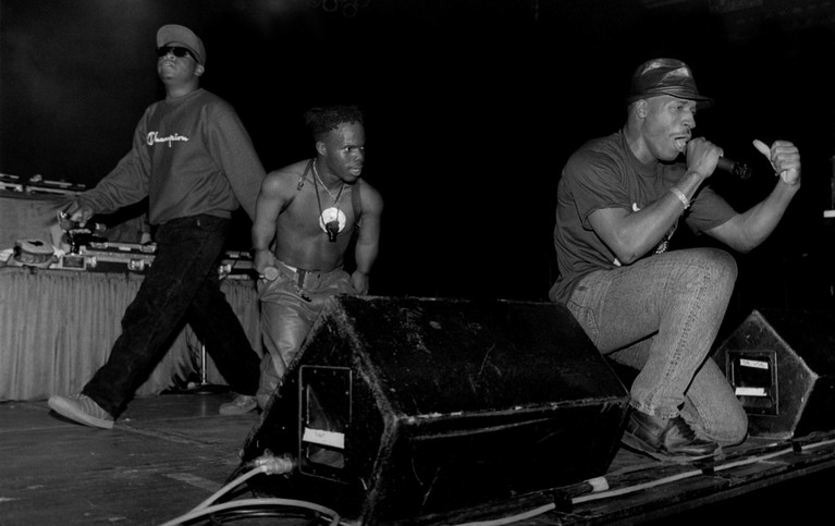 Geto Boys Live In Concert
