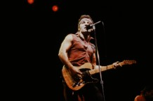 Bruce Springsteen Born In The USA Tour