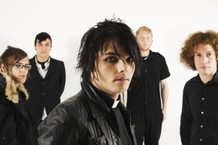 Photo of Frank IERO and Gerard WAY and Ray TORO and MY CHEMICAL ROMANCE