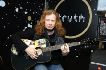 Dave Mustaine Announces He Has Throat Cancer, Cancels Megadeth Tour Dates