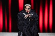 Madonna Cancels Paris Tour Date After Stage Fall