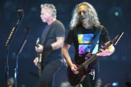 """Watch Metallica Cover the Stone Roses' """"I Wanna Be Adored"""" in Manchester"""
