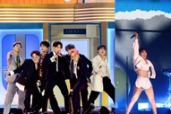 "BTS & Charli XCX – ""Dream Glow"""