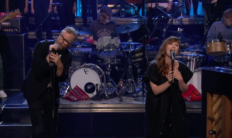 the national oblivions fallon tonight show