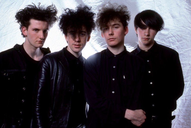 The Jesus and Mary Chain Portrait Session