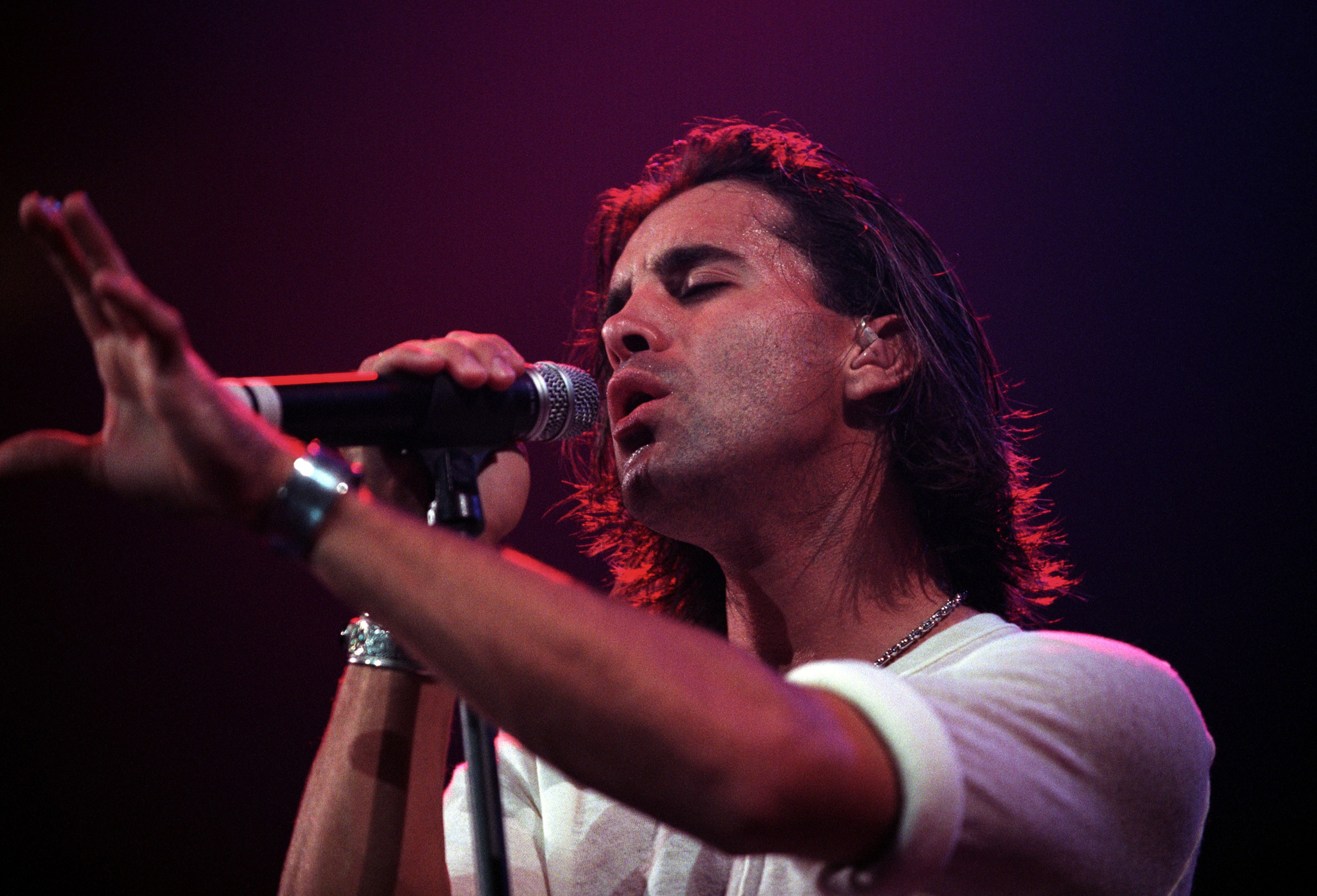 Scott Stapp The Space Between The Shadows Album Stream Spin