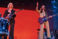 """Watch Haim Cover Paula Cole's """"I Don't Want to Wait"""" and """"Where Have All the Cowboys Gone?"""" at Pitchfork Music Festival 2019"""