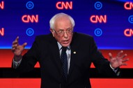 Bernie Sanders' Sharpest Retorts During the Democratic Presidential Debate Round 2