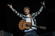 Ed Sheeran Earns Third No. 1 Album With <i>No. 6 Collaborations Project</i>