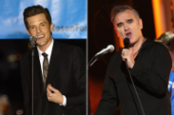 """The Killers' Brandon Flowers Says Morrissey Is """"Still a King"""""""