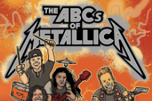 Metallica Children's Book