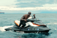 """Watch Freddie Gibbs Go Jet Skiing In New Video for """"Giannis"""" (ft. Anderson .Paak)"""