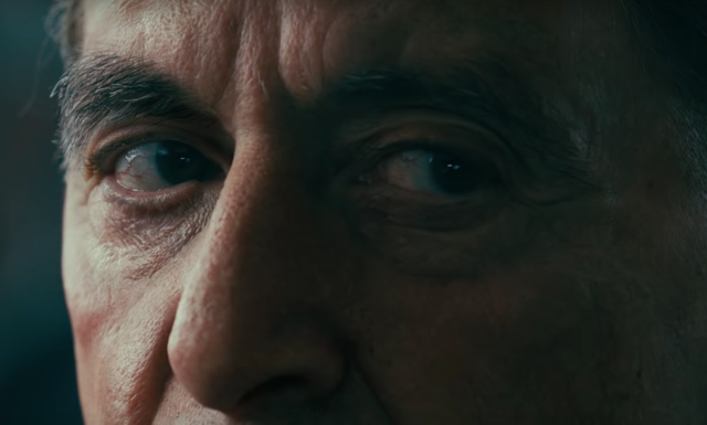 The Irishman Al Pacino Robert De Niro Joe Pesci Trailer Watch Martin Scorsese