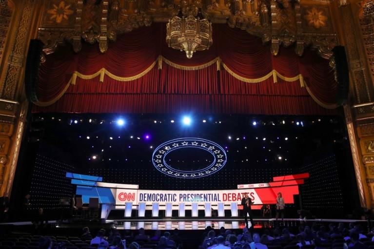 CNN's Democratic 2020 Presidential Debates Night 2: Follow Our Live Blog