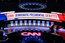 CNN's Democratic Presidential Debate Liveblog: Follow Along