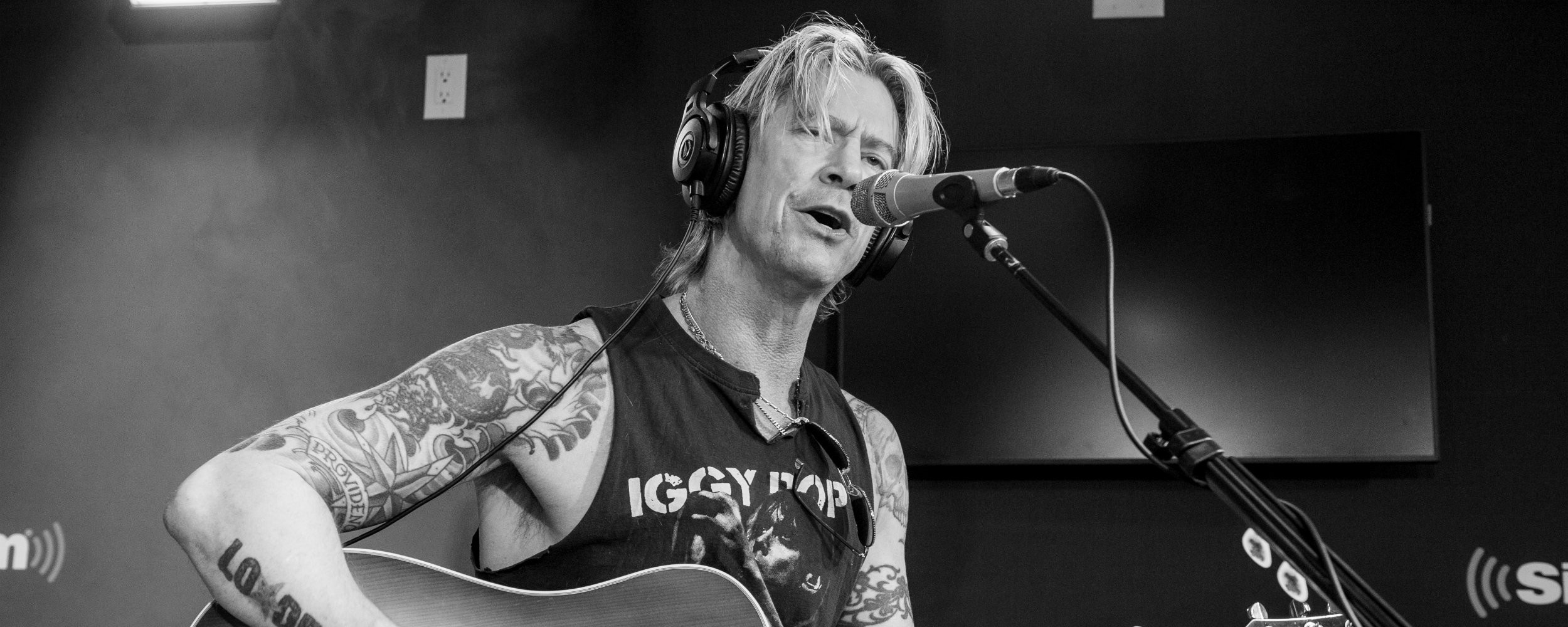 """Duff McKagan Talks New Album <i>Tenderness</i> and Why Social Media and Cable News Are """"Poisonous"""""""