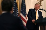 Trump Holds Social Media Summit to Bitch About Not Having More Twitter Followers