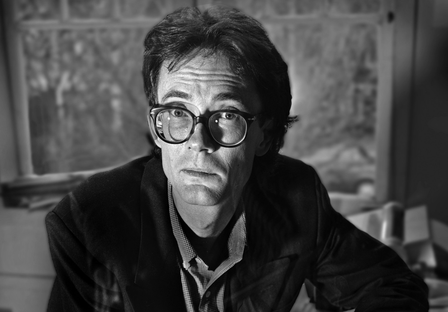 William Gibson: Our 1988 Interview