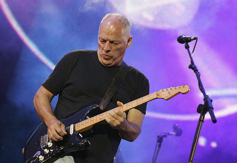 David Gilmour Pink Floyd The Division Bell The Later Years Box Set