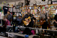 Watch Calexico and Iron & Wine's Tiny Desk Concert