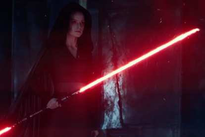 New Teaser For Star Wars The Rise Of Skywalker Watch Spin