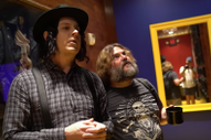 "Watch Tenacious D Meet Up With Jack White to Record Upcoming ""Jack Gray"" Collaboration"