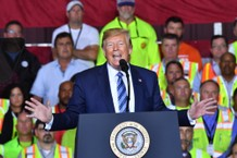 Trump Didn't Talk About Energy at His Address to Energy Workers