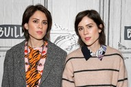 "Watch Tegan and Sara Play ""I'll Be Back Someday"" on <i>Colbert</i>"