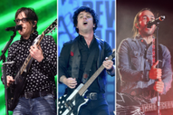 Green Day, Weezer, and Fall Out Boy Announce 2020 Stadium Tour