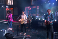 "Watch Vampire Weekend Perform ""Sympathy"" on <i>Colbert</i>"