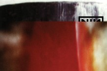 Nine Inch Nails The Fragile cover art 1999