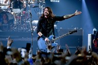 Dave Grohl Loves Letting Little Kids Rock Out Onstage With the Foo Fighters