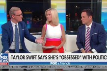 'Fox & Friends' Hosts Try to Roast Taylor Swift's Political Beliefs